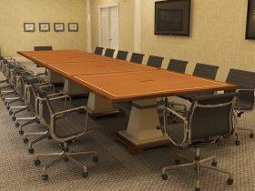 Robert Trent Jones Conference Table