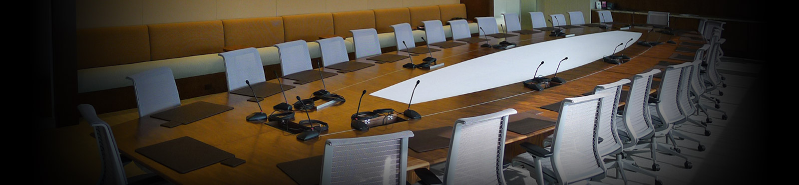 Custom Made Conference Table Solutions